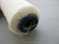 Ployester boucle loop yarn foe knitting HQQ003