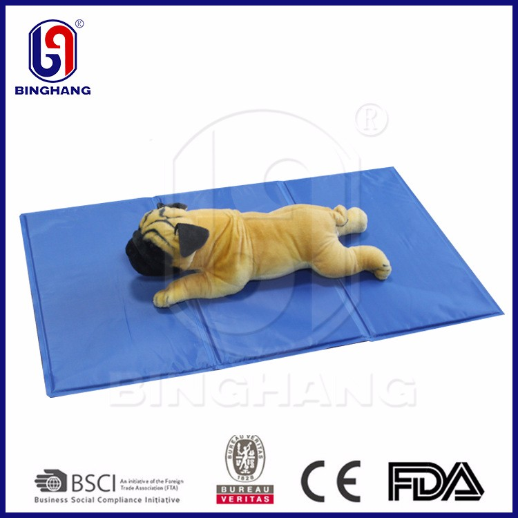 Cold Gel Pad Cooling Pad for Dogs and Cats Perfect Size Pet Cooling Mat