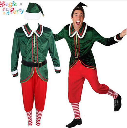 christmas elf adult costume funny christmas costumes for men funny halloween costumes for men party clothes  sc 1 st  Alibaba & Cheap Simple Funny Costumes find Simple Funny Costumes deals on ...