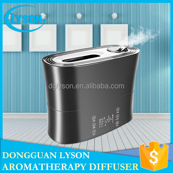 Bedroom Digital 4L Large Capacity Quiet Ultrasonic Warm Mist Humidifier