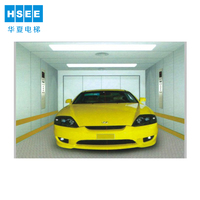 Hsee cheap underground mobile car lift with best price