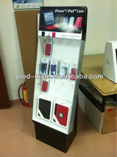 Cardboard Display Stand for iPad iPhone Cases Covers