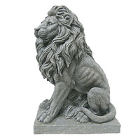 Hot Sell Large Garden Resin Lion Statue