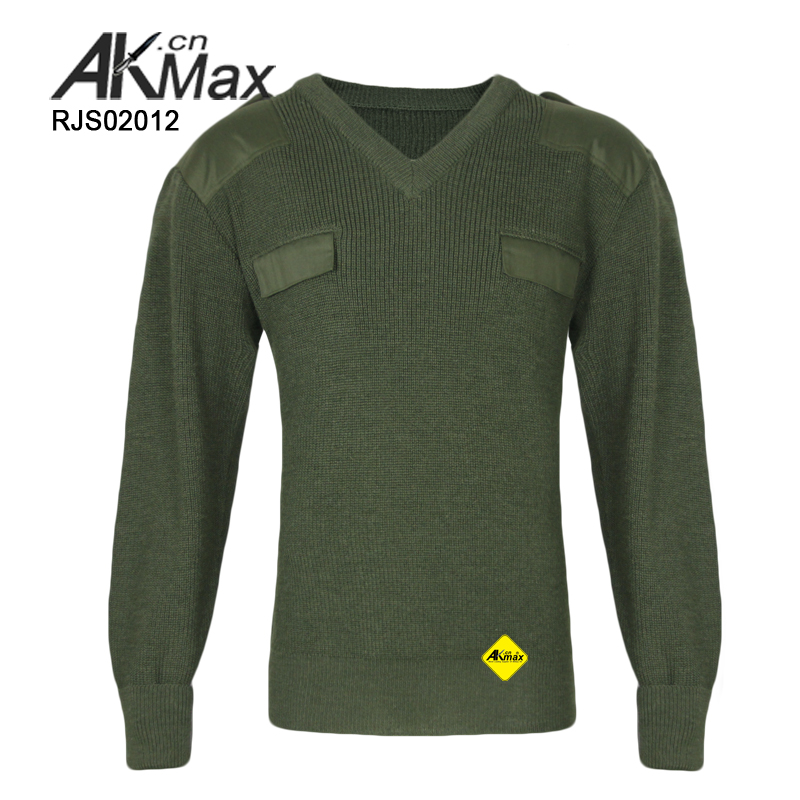 Olive Green German Army Commando Jumper All Sizes Military wool Pullover Sweater