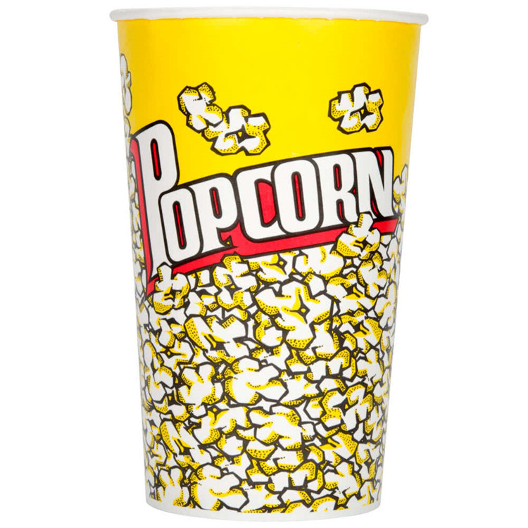 Надпись попкорн с картинкой, поздравлениями летием