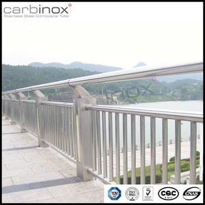 protective guardrail for building