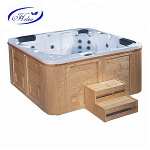Hot sale inflatable model removable outdoor bathtub