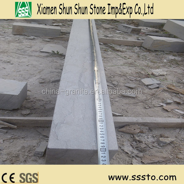 Blue Limestone Exterior Window Sill For Outdoor Window Cover Set
