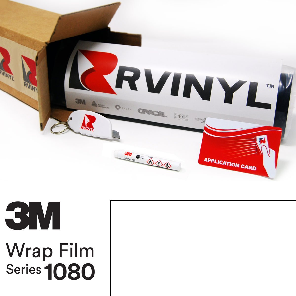 TECKWRAP Glossy Red Adhesive Vinyl Car Wrap Film Roll with Air Release 11.5x 60