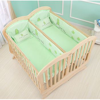 Nursery Furniture Sets Wooden Baby Crib Manufacturers Clear Baby