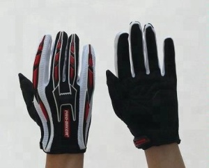cycling glove safety racing gloves full finger motorcycle work out gloves