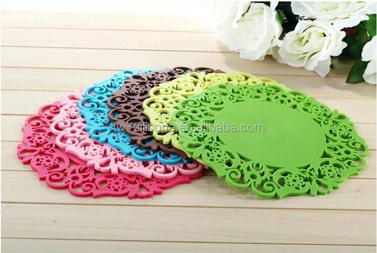 Silicone Kitchenware Mat With Eco-friendly
