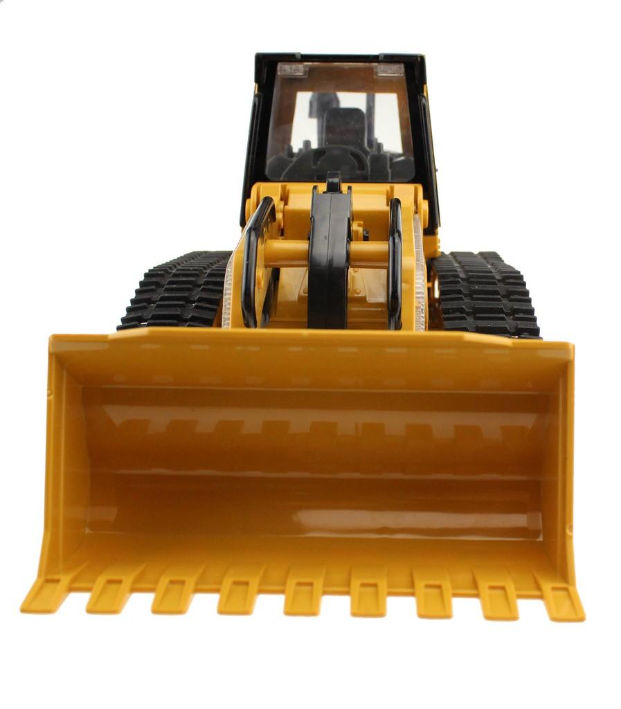 RC Truck Bulldozer 6CH Caterpillar Track Remote Control