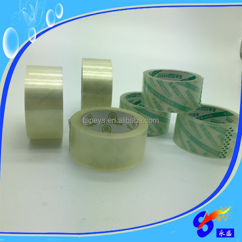 video clear yongsheng factory Transparent Tape