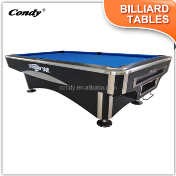 Shender Classic High Quality Ft Pool Table View Pool Table - How high is a pool table