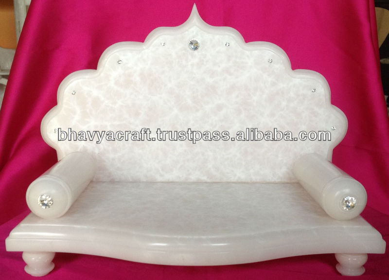 Singhasan,Marble Temple,Altar,Mandir - Buy Indian Pooja Mandir ...