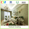 Hot shopping Washable and scuff resistance multicolor liquid interior texture wall paint in China manufacturer