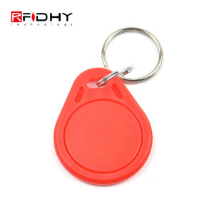 Waterproof AB03 13.56MHz MIFARE Custom RFID Key Fob