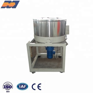SHR High Speed Powder Granule Pellet Plastic Mixer for Mixing Drying Coloring