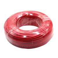 Easy installation electric infared radiant floor heating cable with programmable thermostat