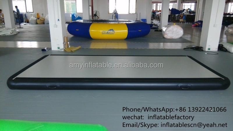 inflatable air mat gymnastic