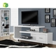 Mdf Good Paint Modern Living Room Tv Stand Showcase Design