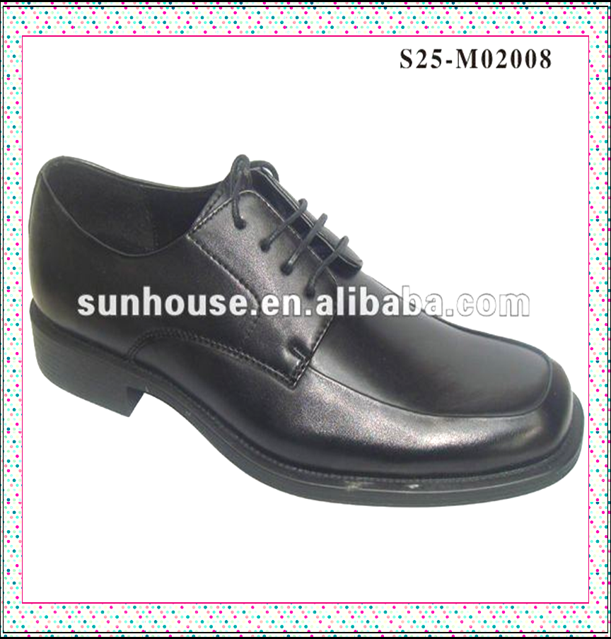 Latest wholesale germany men leather dress shoes