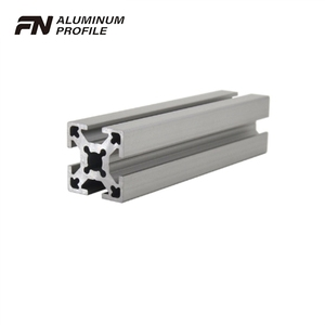 Best selling anodize t slot aluminum profile