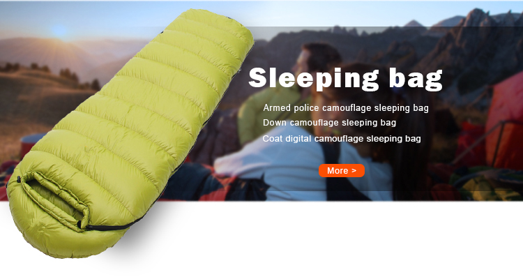 Hot Sales Outdoor Warm Sleeping Bag Camping