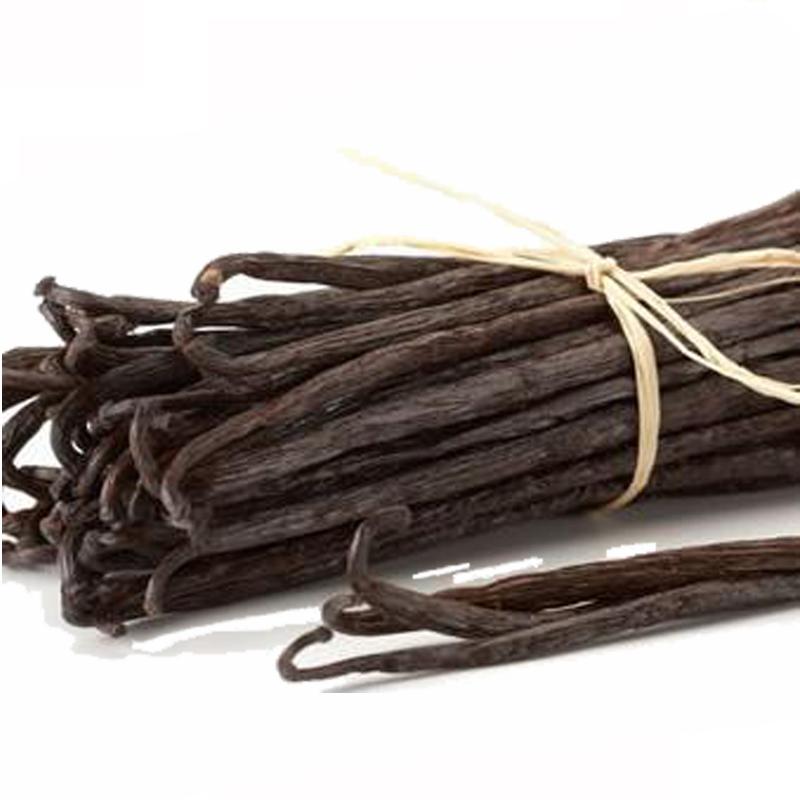 Vanilla Beans,1 Kilogram, Dark brown