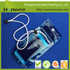 0.3mm silk screen printing EVA/ PVC water proof phone bag