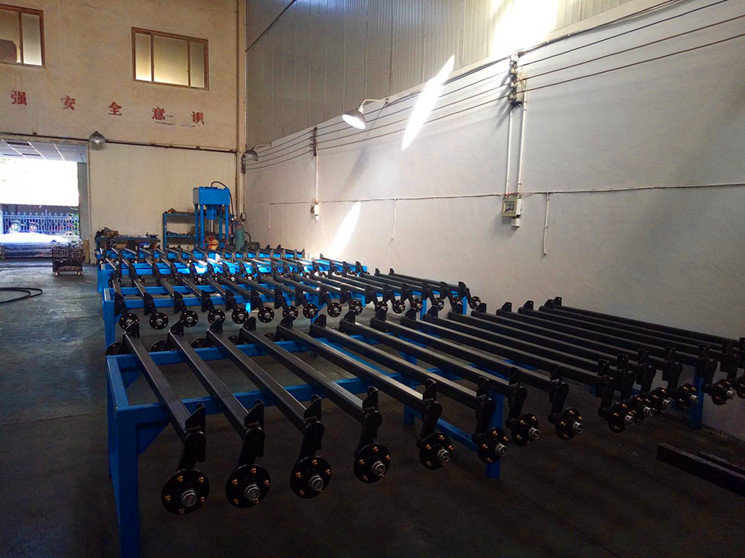boat trailer axles agricultural trailer axle torsion axle without brake for sale  with competitive price