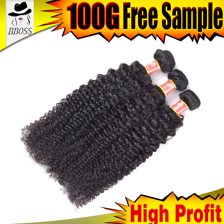 BBOSS brazilian kinky curly remy hair weave,cheap brazilian hair weaving 18 inch,as sale 8 inch virgin remy brazilian hair weft