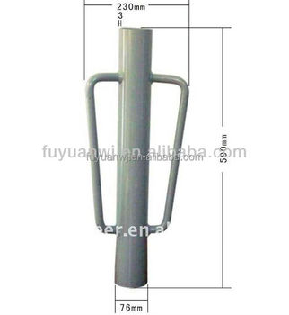 Manual Hand Fence Post Driver For Electric Fence Real