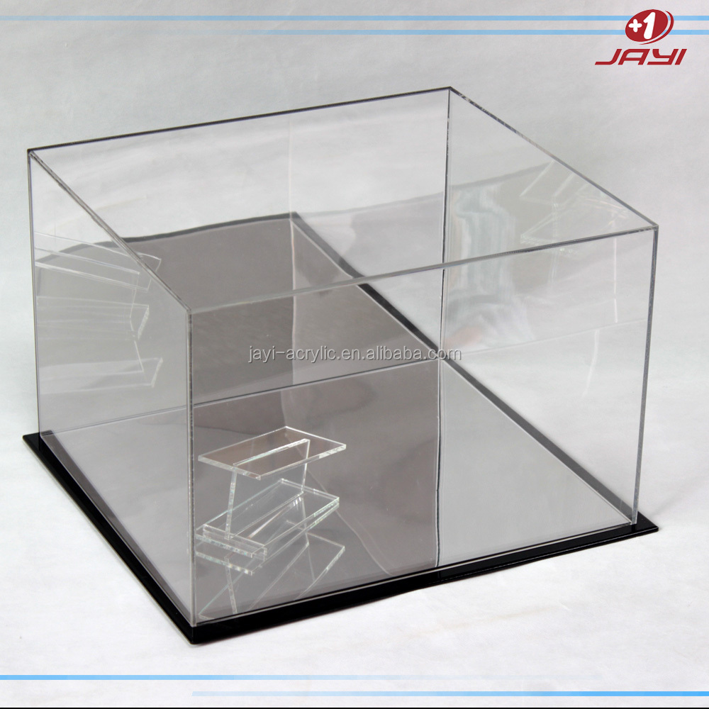China supplier wholesale acrylic lucite plastic motorcycle helmet display stands