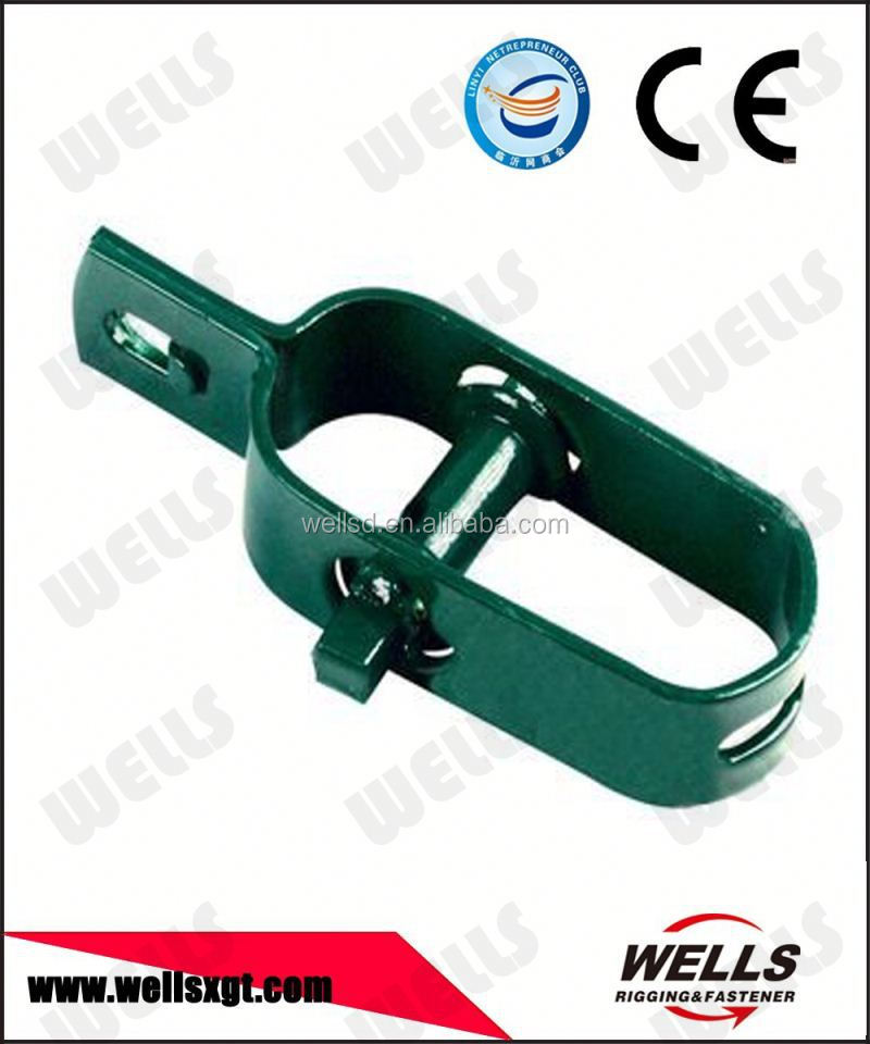 rigging green painted mytext wire tensor or gripper