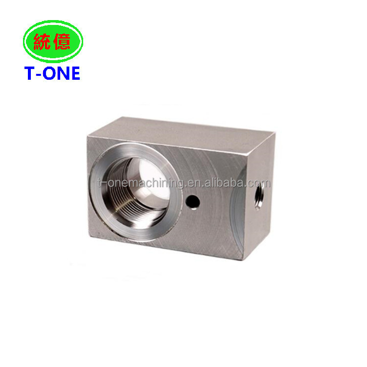 High precision customized cnc machining medical and biotech parts