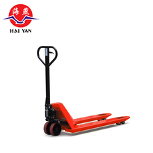New Design hand operated 5t pallet truck with favorable price