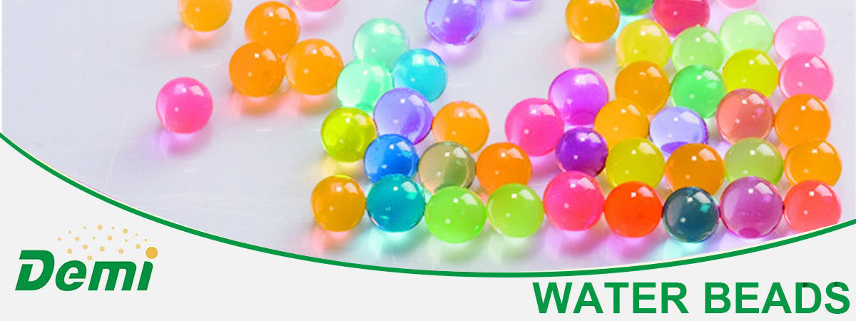 High Quality 15 colors Available Decorative Crystal Mud Soil Water Beads