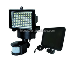 Solar garden lighting
