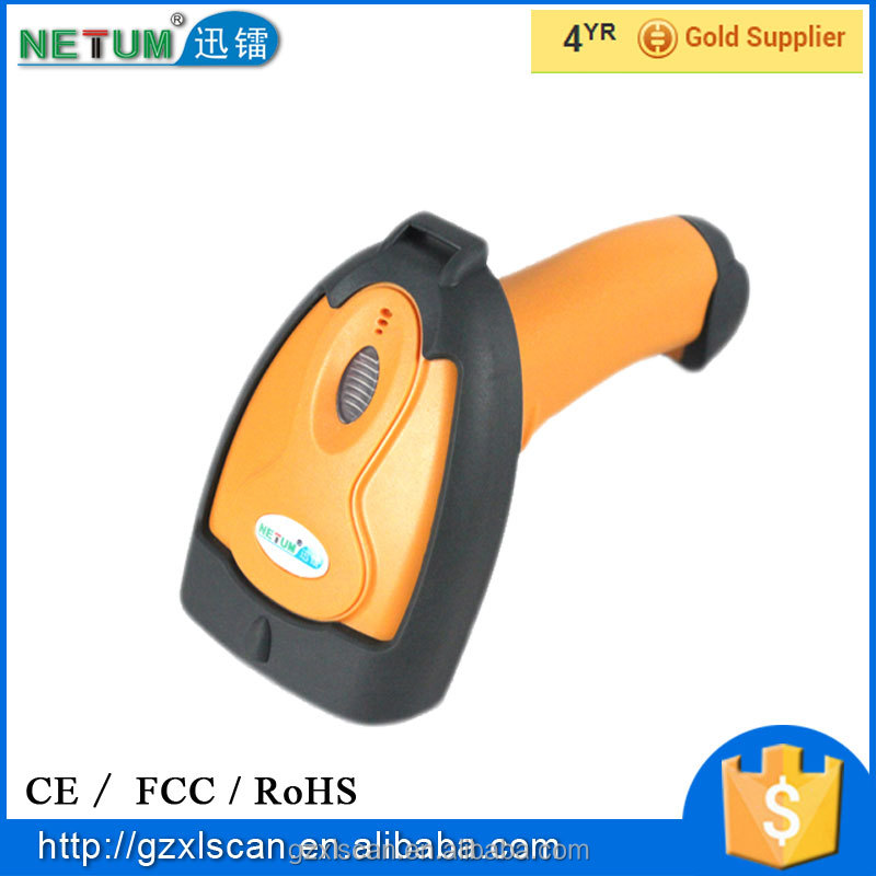 NT-8099 Shops OEM 32bit wired QR code portable barcode scanner billing machine