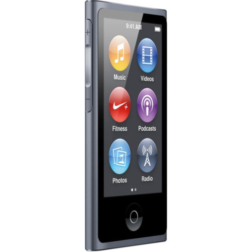 The same as the original Clone black for iPod nano 7th ...