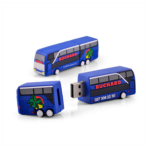 Gift Promotion PVC Plastic USB Pen Drives Custom Logo 2D 3D Design Shape Customize 4G 8G 16G 32G PVC USB Memory Flash Drive