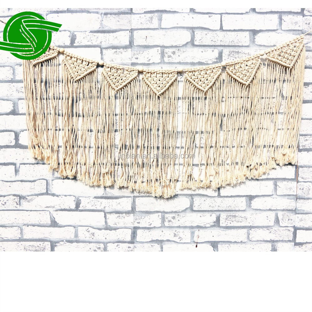 New style home decoration BOHO HOME macrame wall hanging