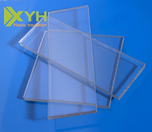 China Supplier 4x8 0 25mm Plastic Polycarbonate Sheets For