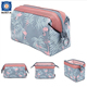 Makeup Bag Travel Cosmetic Bags Brush Pouch Toiletry Kit Fashion Women Jewelry Organizer Hard Drive Carry Case
