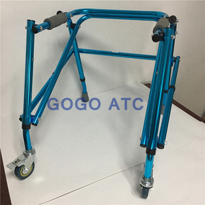 2018 GOGO baby frame mini walking aid disabled walker/rollator for children