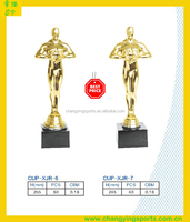 Trophies and Awards Plastic Oscar statue Oscar trophy Oscar Awards XJR-6-7