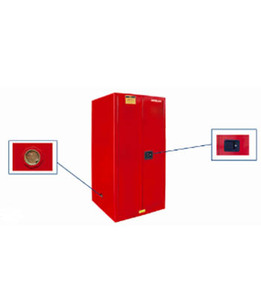 Weak acid and alkali chemicals storage cabinet/storage safety cabinet to store various hazardous materials