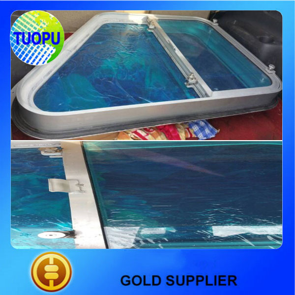 Marine Boat Aluminum Up Down Sliding Window Boat Single Sliding Waterproof Window Boat Sliding Portlight View Marine Aluminum Boat Sliding Windows Tuopu Product Details From Dongying Tuopu Metal Manufacture Co Ltd On